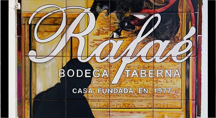 Taberna para comer en Córdoba