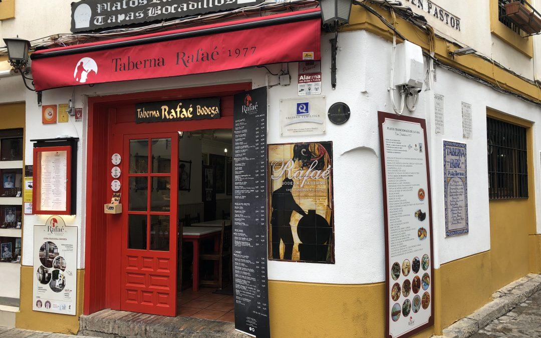 Dónde comer Barato en el Centro de Córdoba
