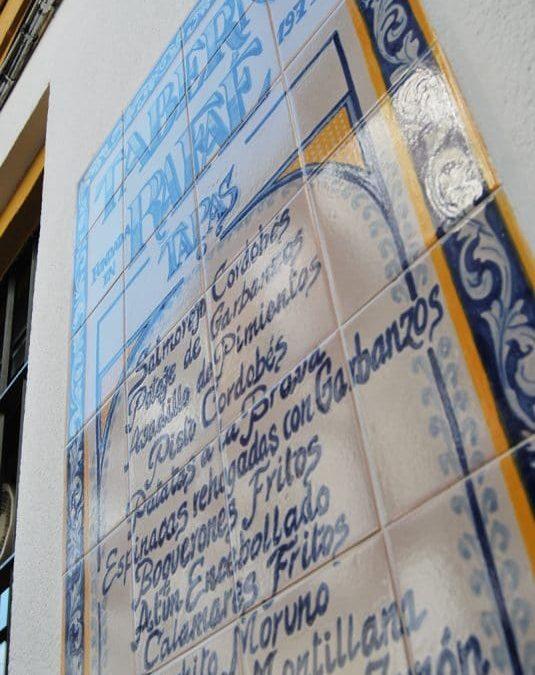 El sabor de Córdoba en nuestros Menús del Día