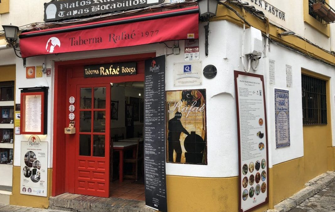 Taberna Barata en Córdoba, Taberna barata en Córdoba