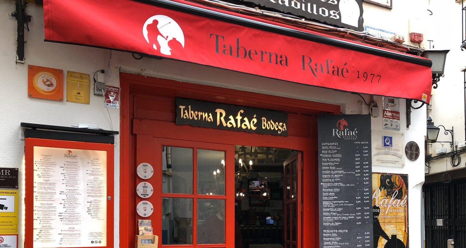 Restaurante en la Judería - Taberna Rafaé