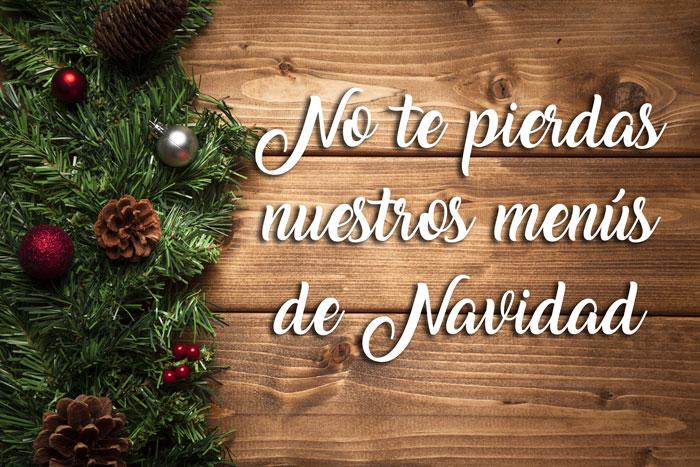 Menú de Navidad en Córdoba Centro